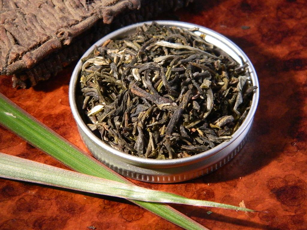 Chung Feng Organic Jasmine Green Tea