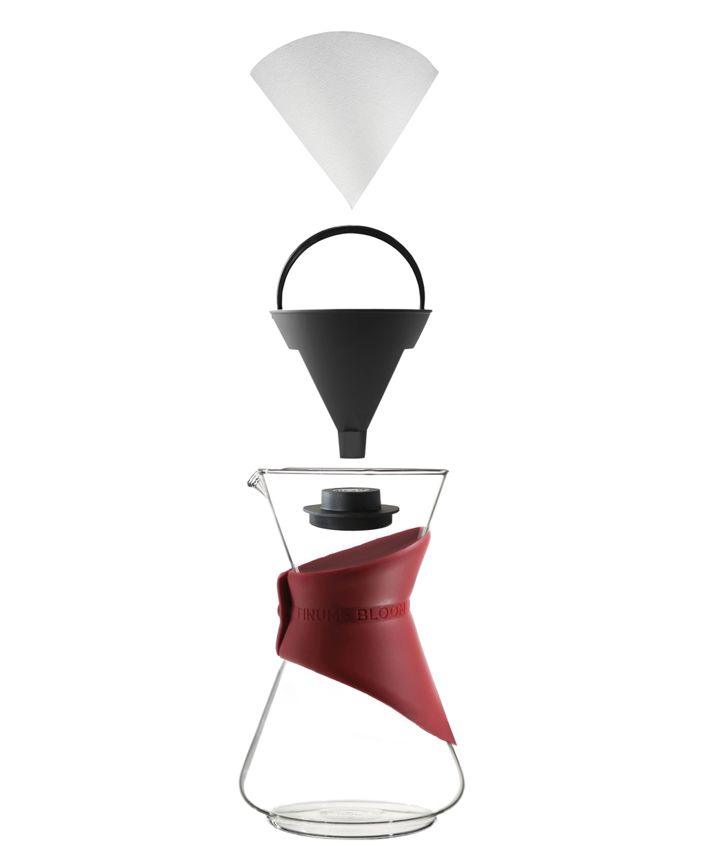 Bloom & Flow Coffee Brewer Finum