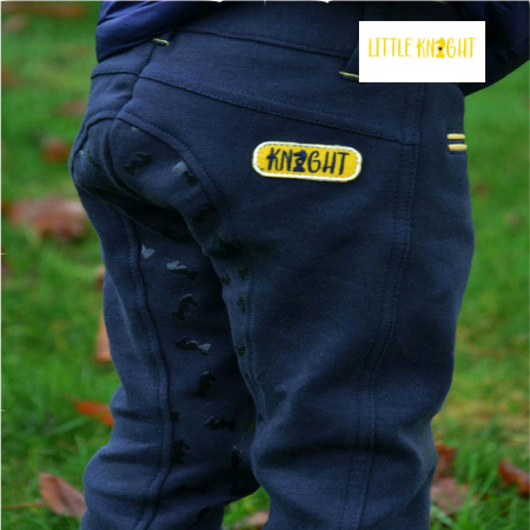 Little Knights Breeches