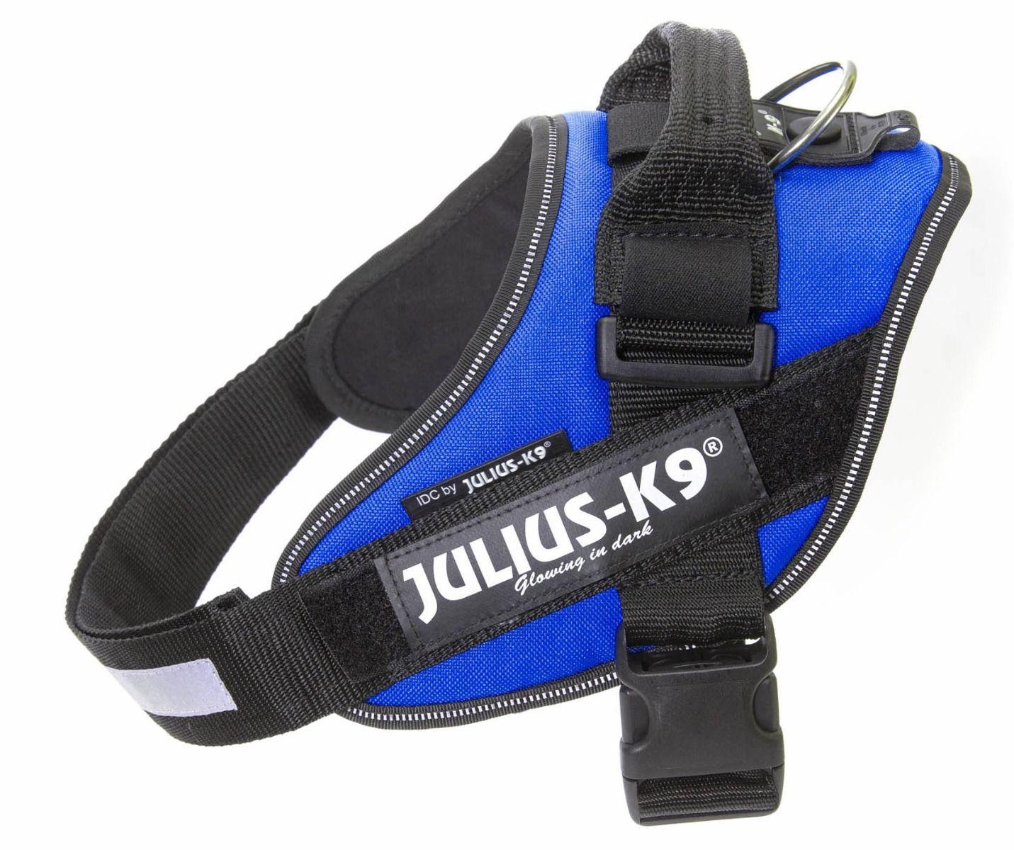 Julius K9 Harness Blue