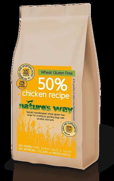 Nature's Way Chicken 2kg