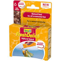 Tetra Fresh Delica Blood Worms