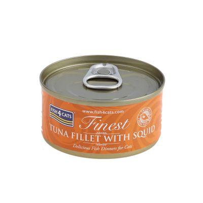 Fish4Cats  70g Tin