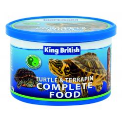 King British Turtle Terrapin Food 80g