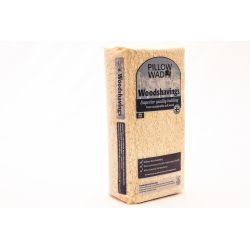 Pillow Wad Wood Shavings 1kg