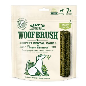 Lily's Kitchen Woofbrush  Pack