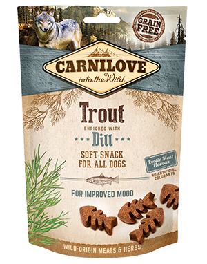 Carnilove Trout N Dill 200g