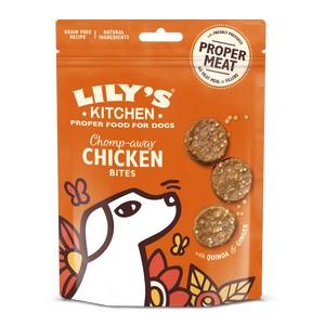 Lily's Kitchen Chicken Bites 70g