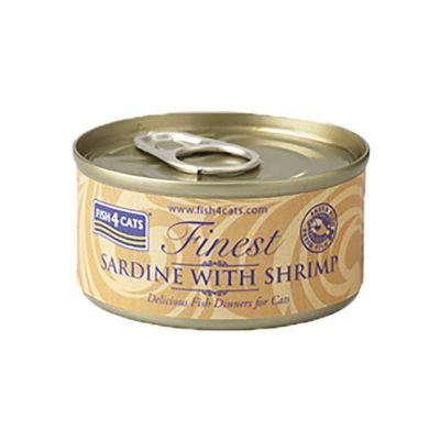 Fish4Cats  70g Tin
