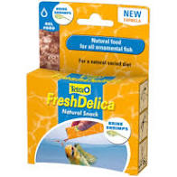 Tertra Fresh Delica Brine Shrimps