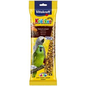 Kracker Honey Aniseed Parrot 180g
