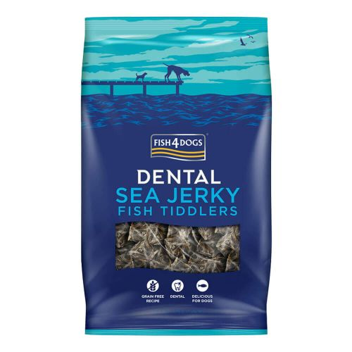 Fish4dogs Sea Jerky 115g
