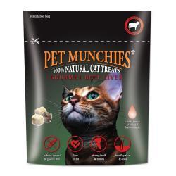 Pet Munchies Gourmet Beef Liver Treats 10g