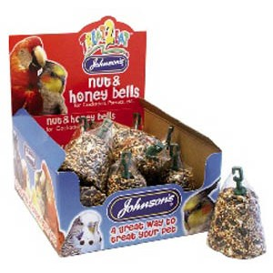 Johnson's Nut & Honey Bell Parrot 55g