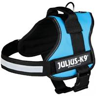 Julius-K9 Aquamarine Harness Mini