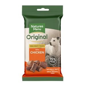Natures Menu Chicken Treat 60g