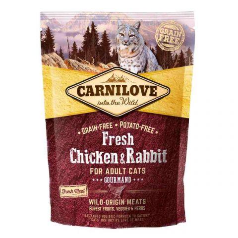 Carnilove Chicken N Rabbit  cat 400g