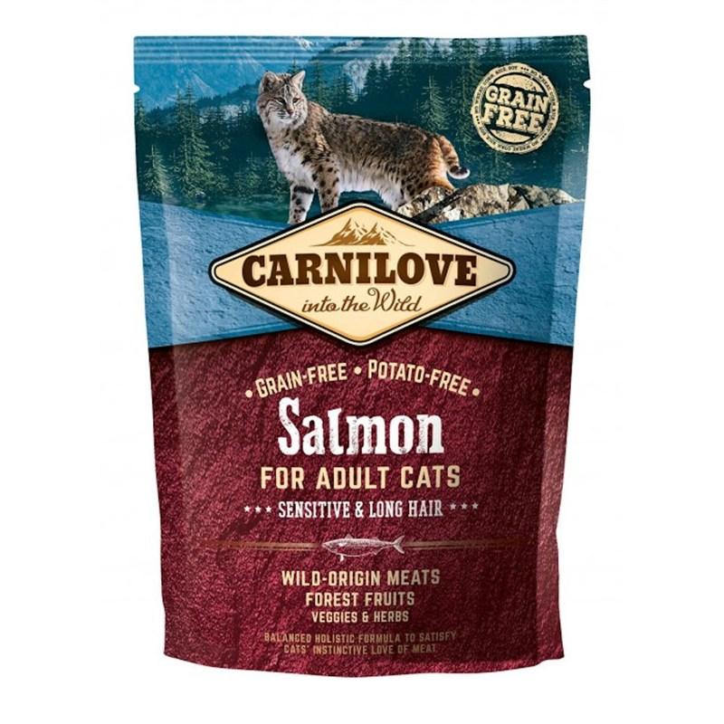Carnilove Salmon Cat 400g