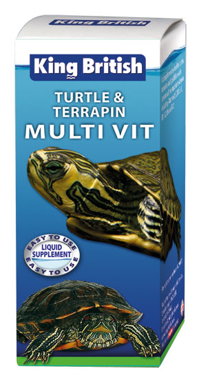 King British Turtle Multivit