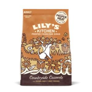 Lily's Kitchen Chicken Duck 1kg