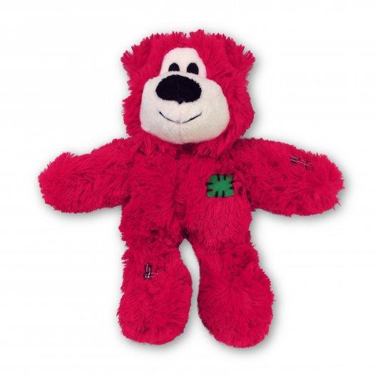 KONG Holiday Wild Knots Bear Assorted Small / Medium