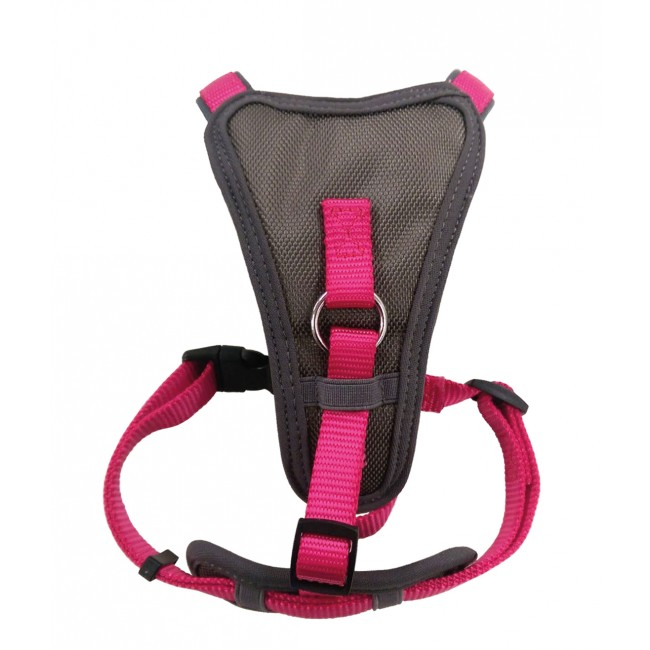 Doodlebone X Over Harness Pink