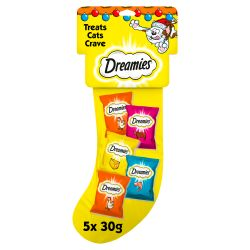 Dreamies Xmas Stocking