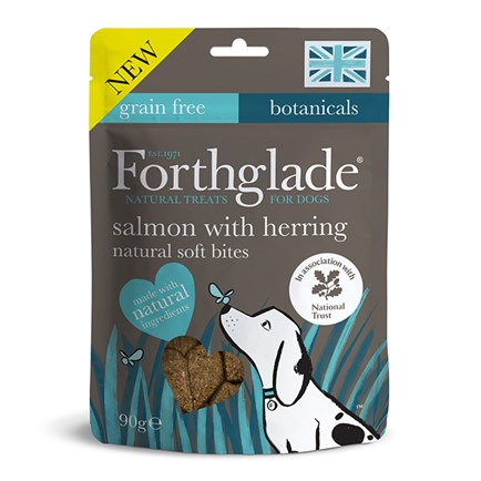 Forthglade Salmon Soft Treats 90g