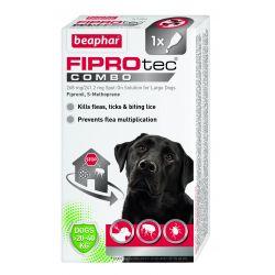 Beaphar Spot On Fipro Tech Large Dog Flea Treatment