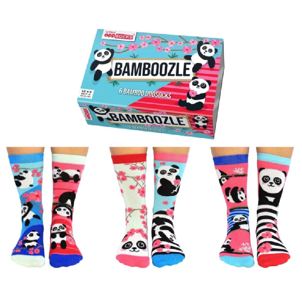 Bamboozle Bamboo Socks Gift Set