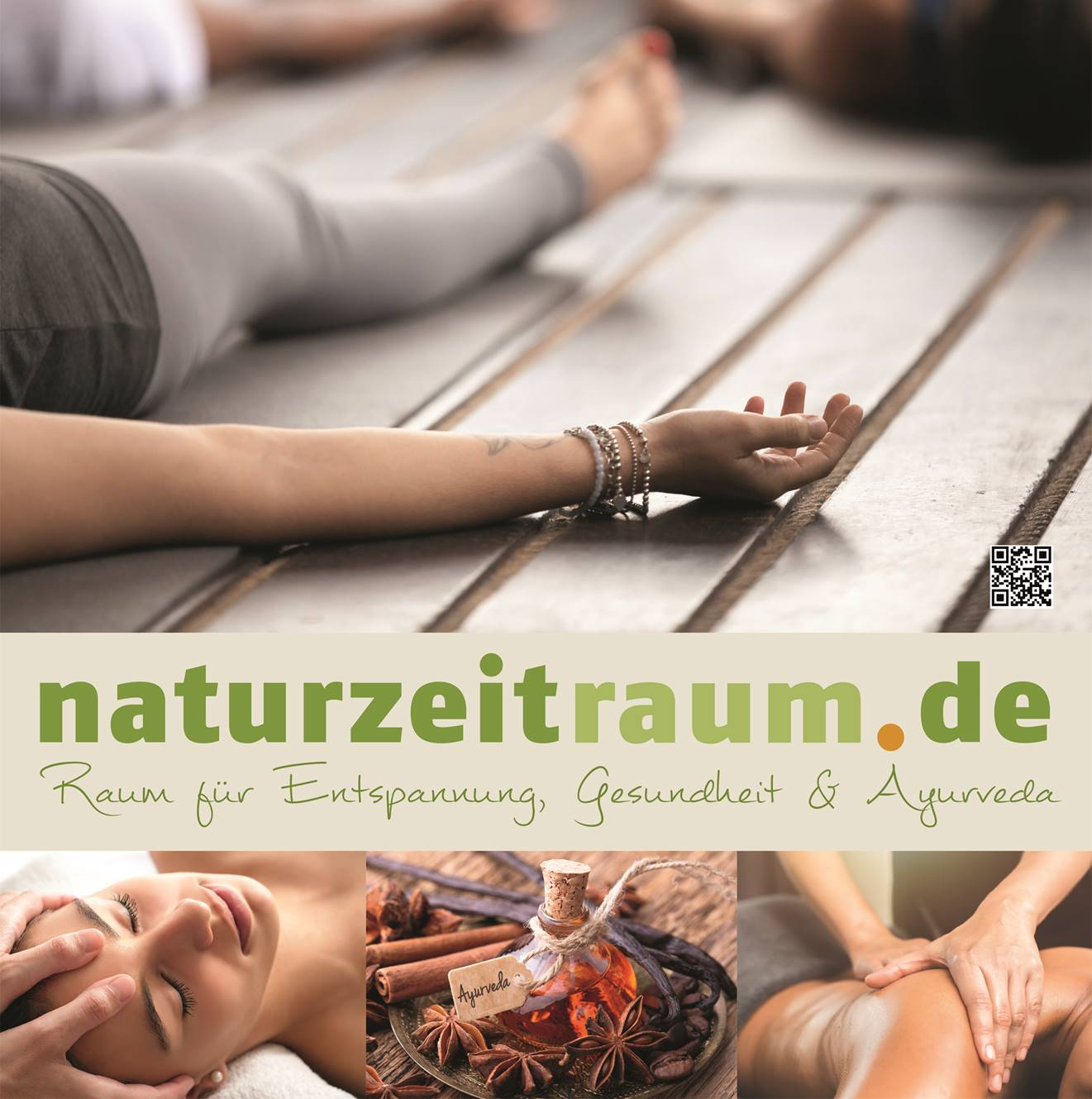 Kräuter Stempel Massage Ayurveda