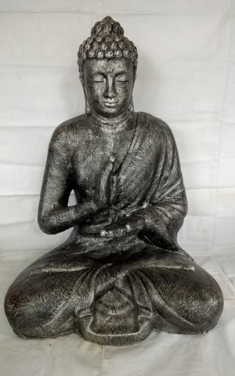 004 Sitting Thai Buddha statue