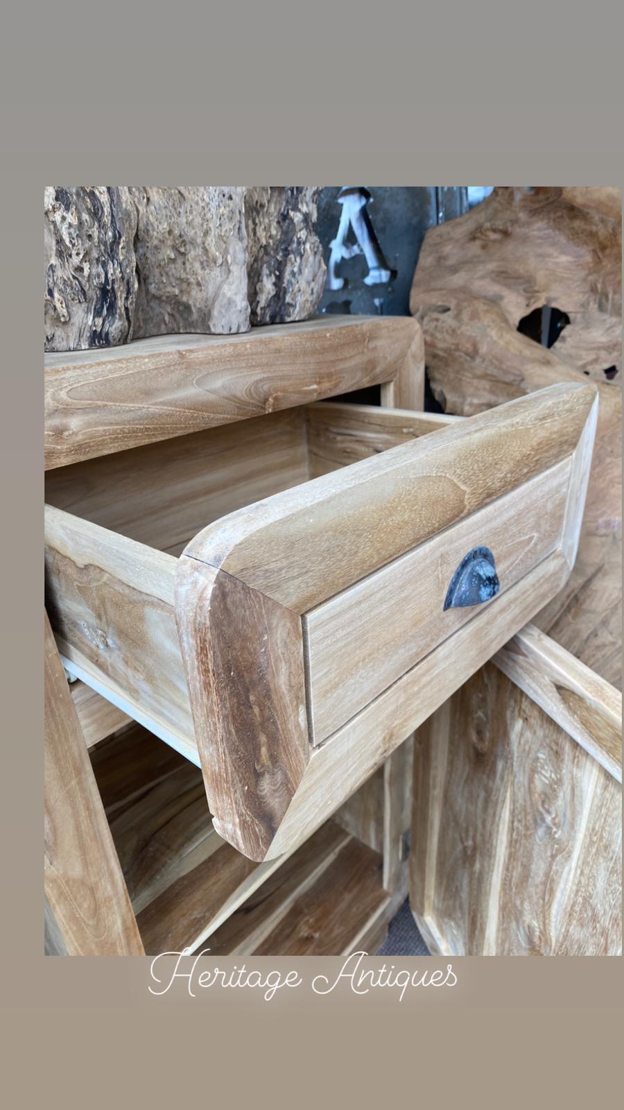 Fridge style cupboard