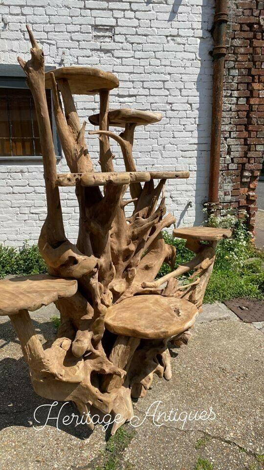 Driftwood sctuplture