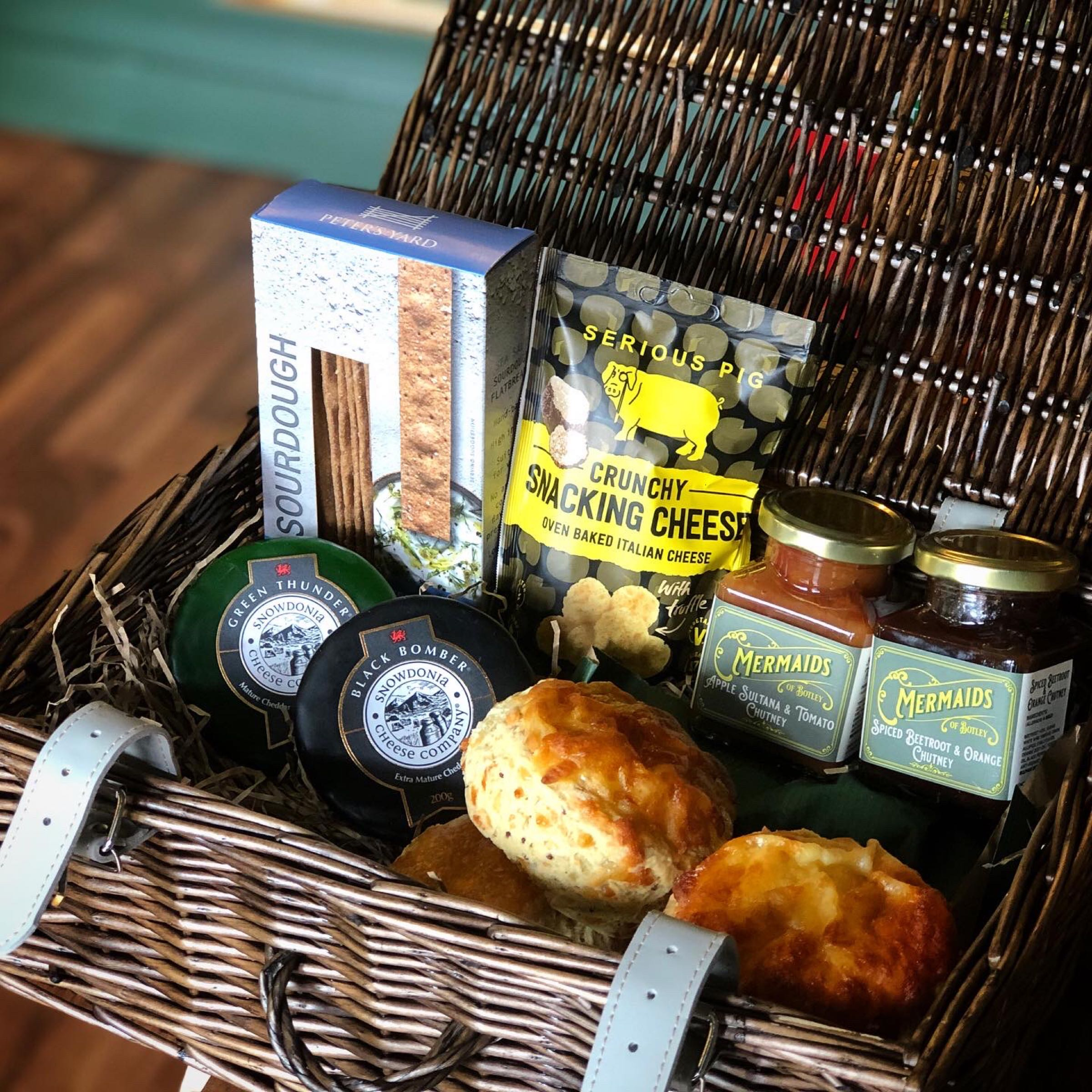 Savoury Cheese Hamper