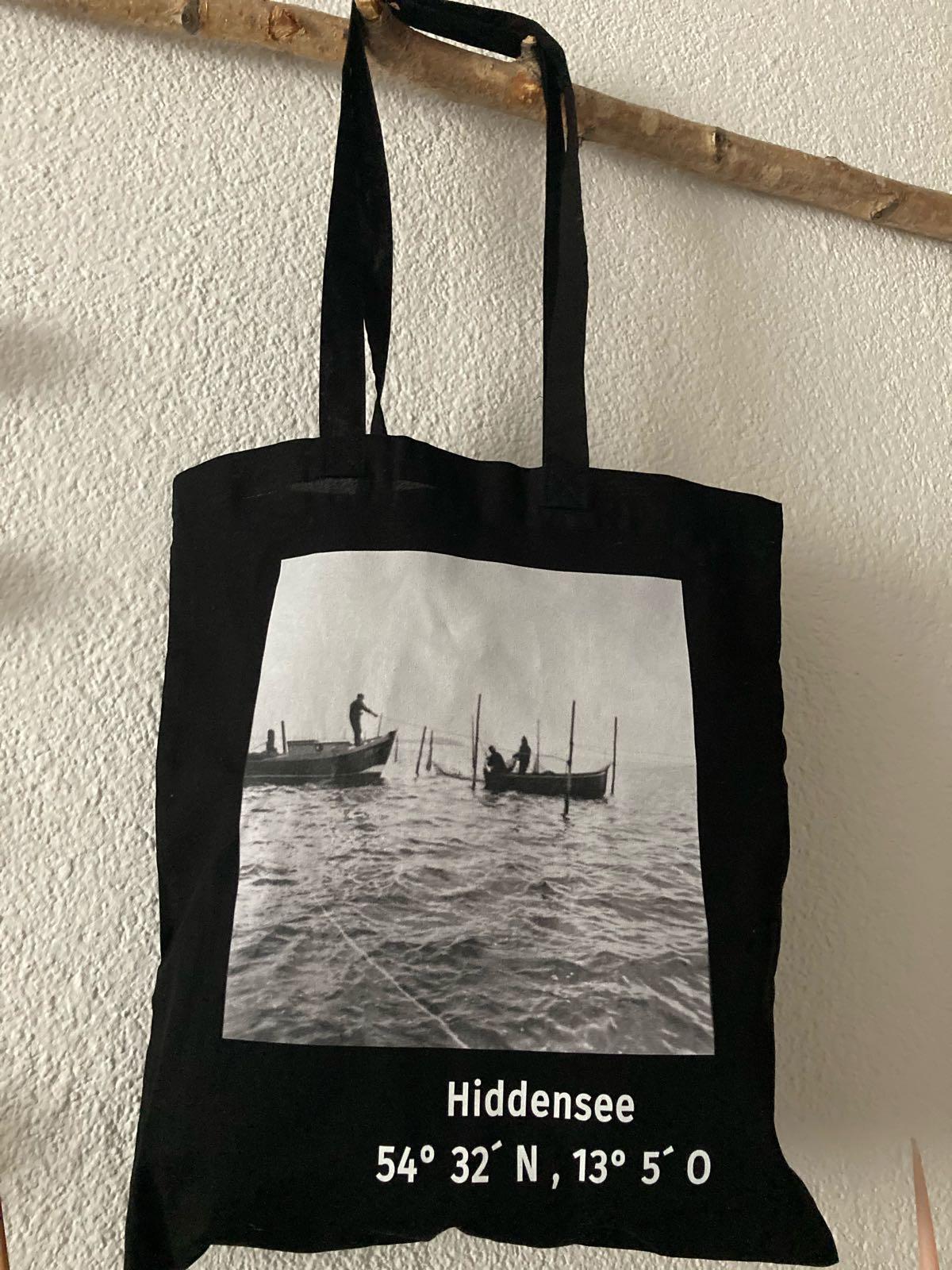 Fischereidesign - Hiddensee-Beutel