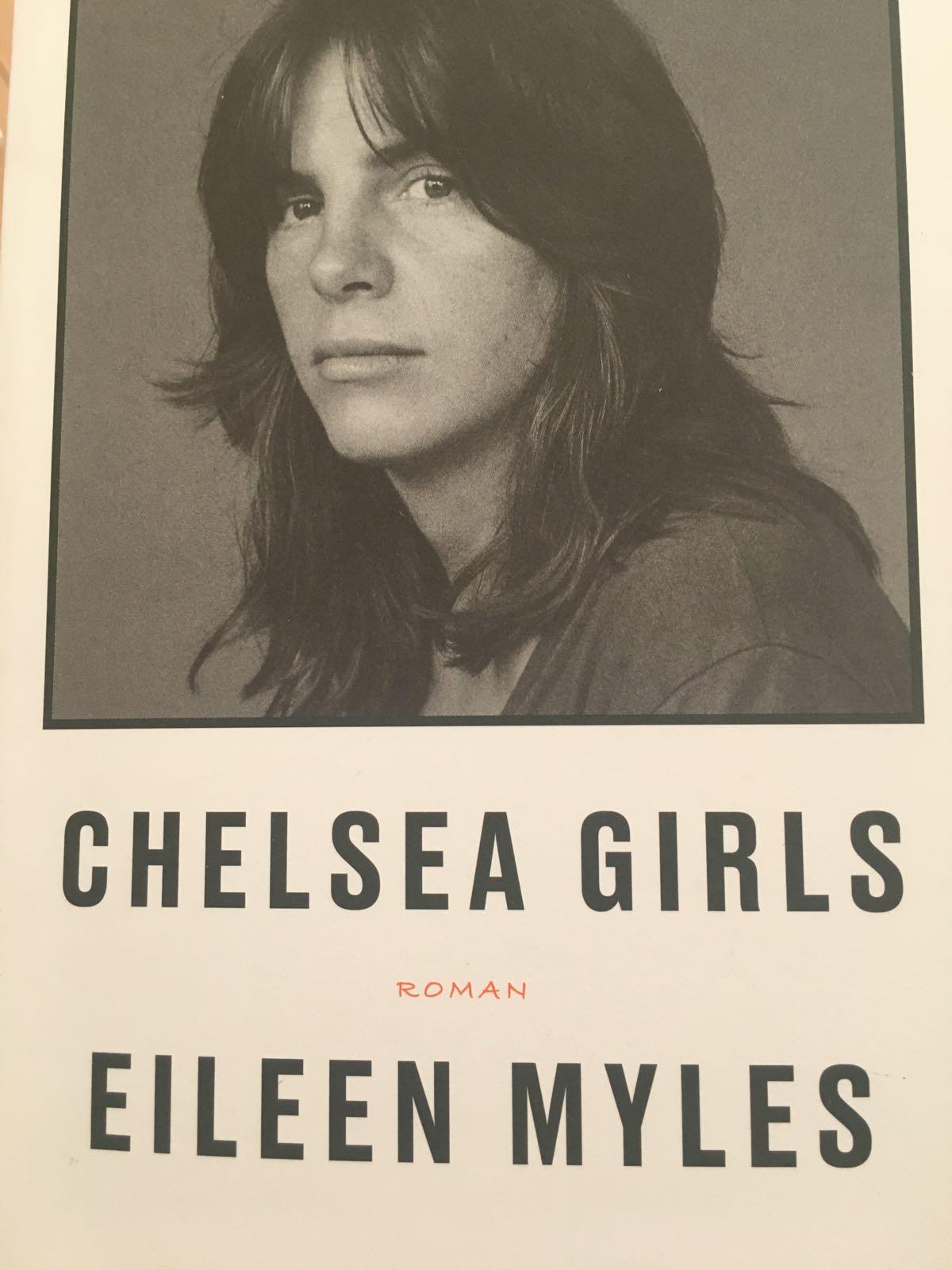 Chelsea Girls af Eileen Myles