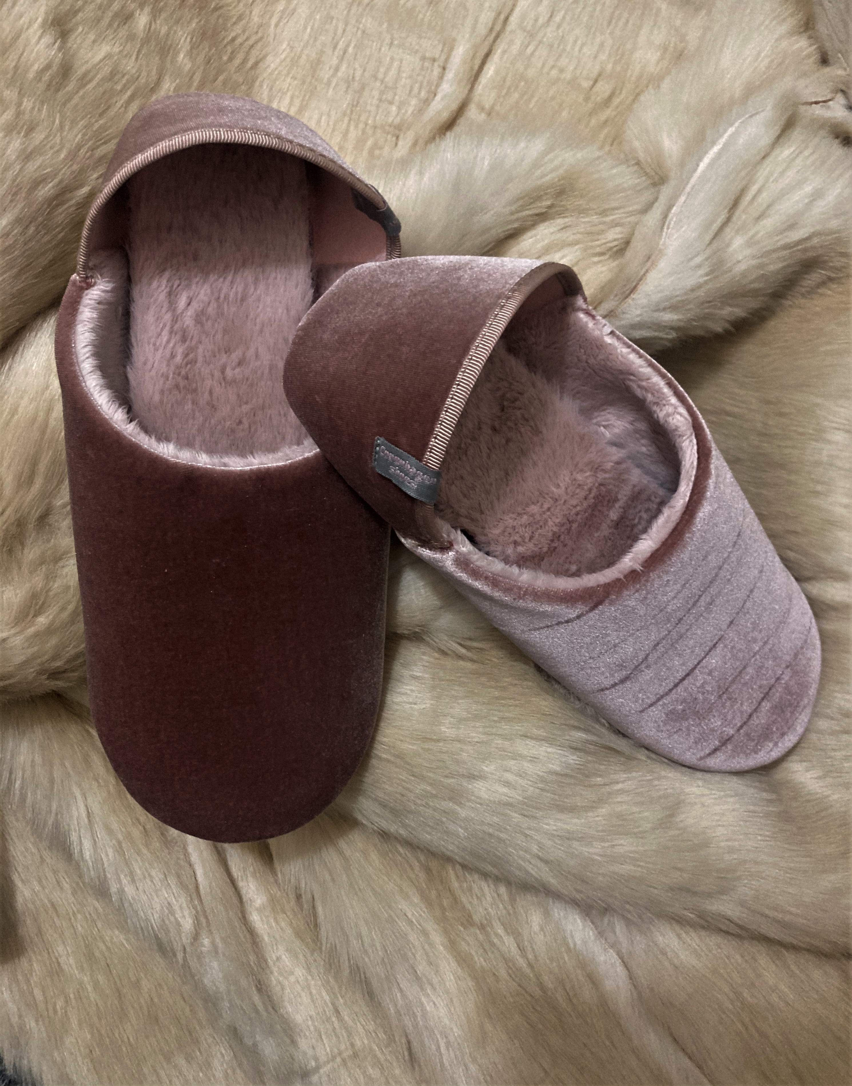 ALE 39€ (59,95) Copenhagen Shoes - Donani Rosa Aamutohveli