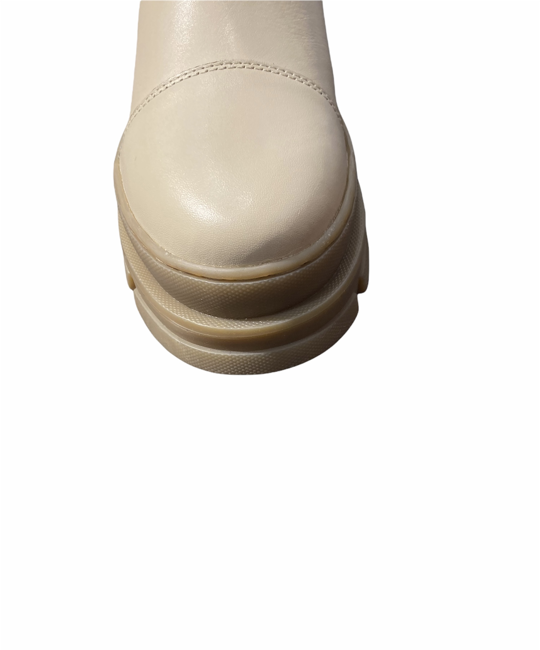 You And Me Boot Low - Cream