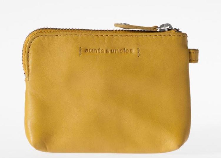 Aunts & Uncles Physalis Lemon RFID-suojattu lompakko