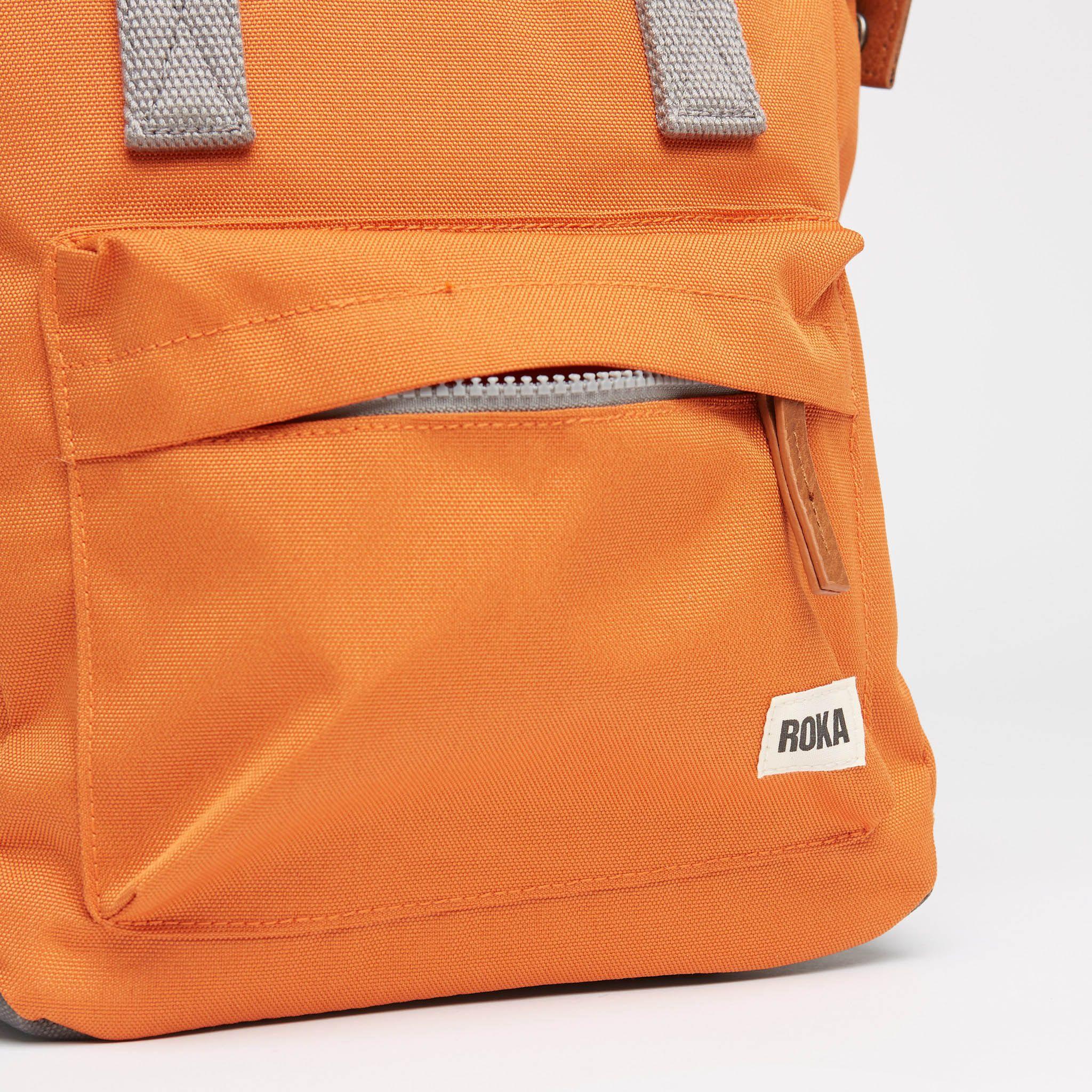 Roka Backpack Orange Small