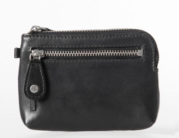 Aunts & Uncles Physalis Black RFID-suojattu lompakko