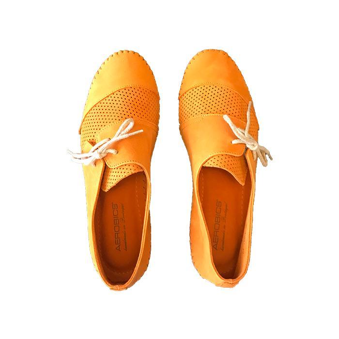 Aerobics - Zen Rope mokkasiini - oranssi, sininen