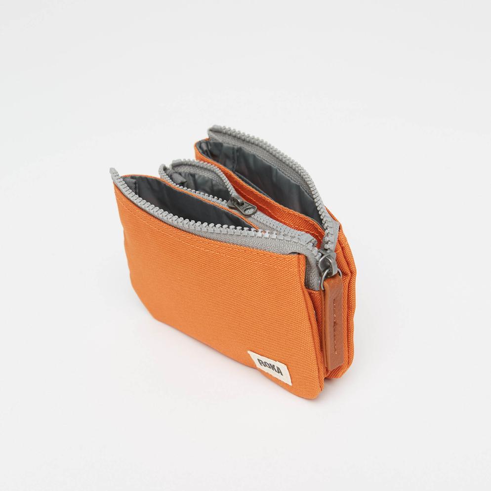 Roka Carnaby Wallet Orange