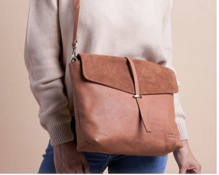 O My Bag - Ella Wild Oak Soft Grain Leather