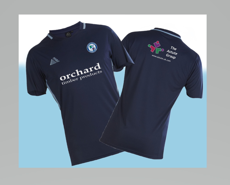 FAFC 3rd Kit Shirt