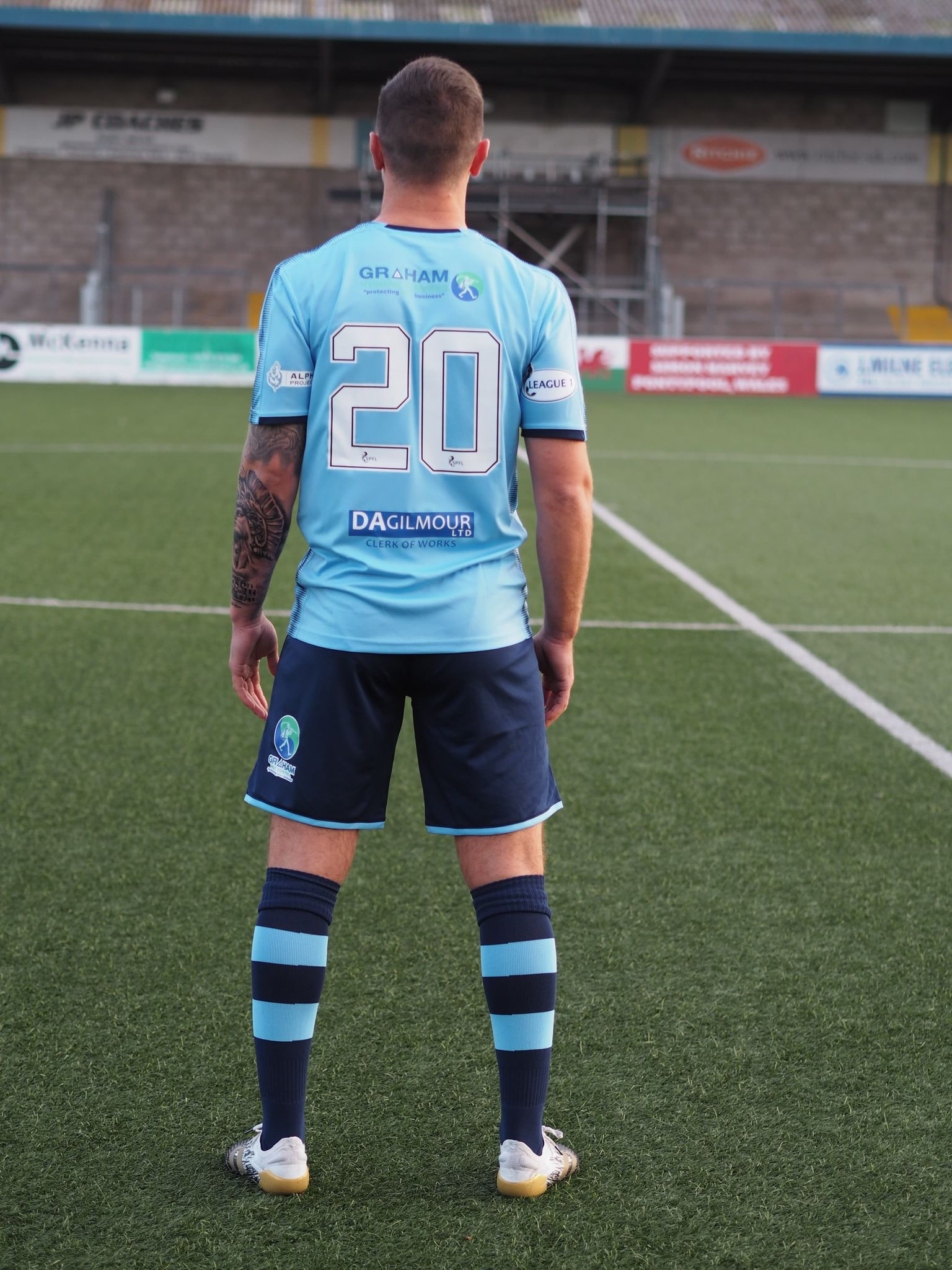 FAFC  Replica Home Shorts 2020-21 (Adult)