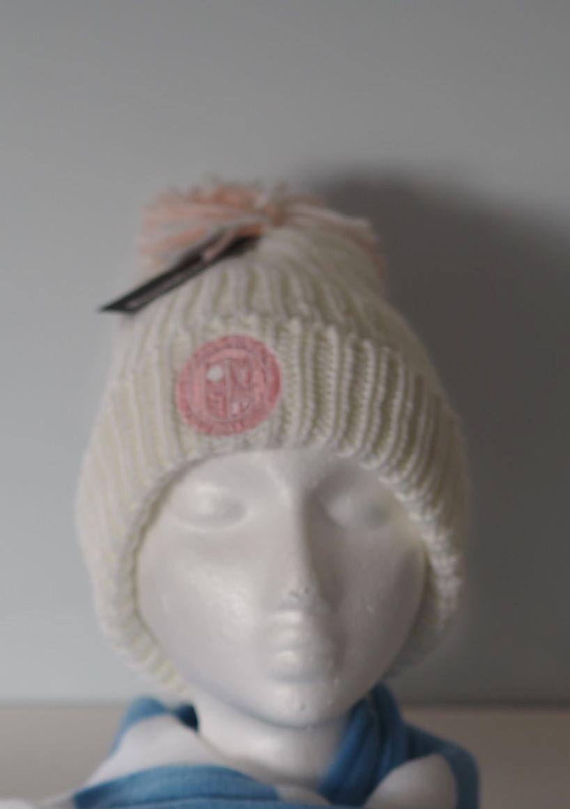Hats - Shimmer Pom Pom Beanie