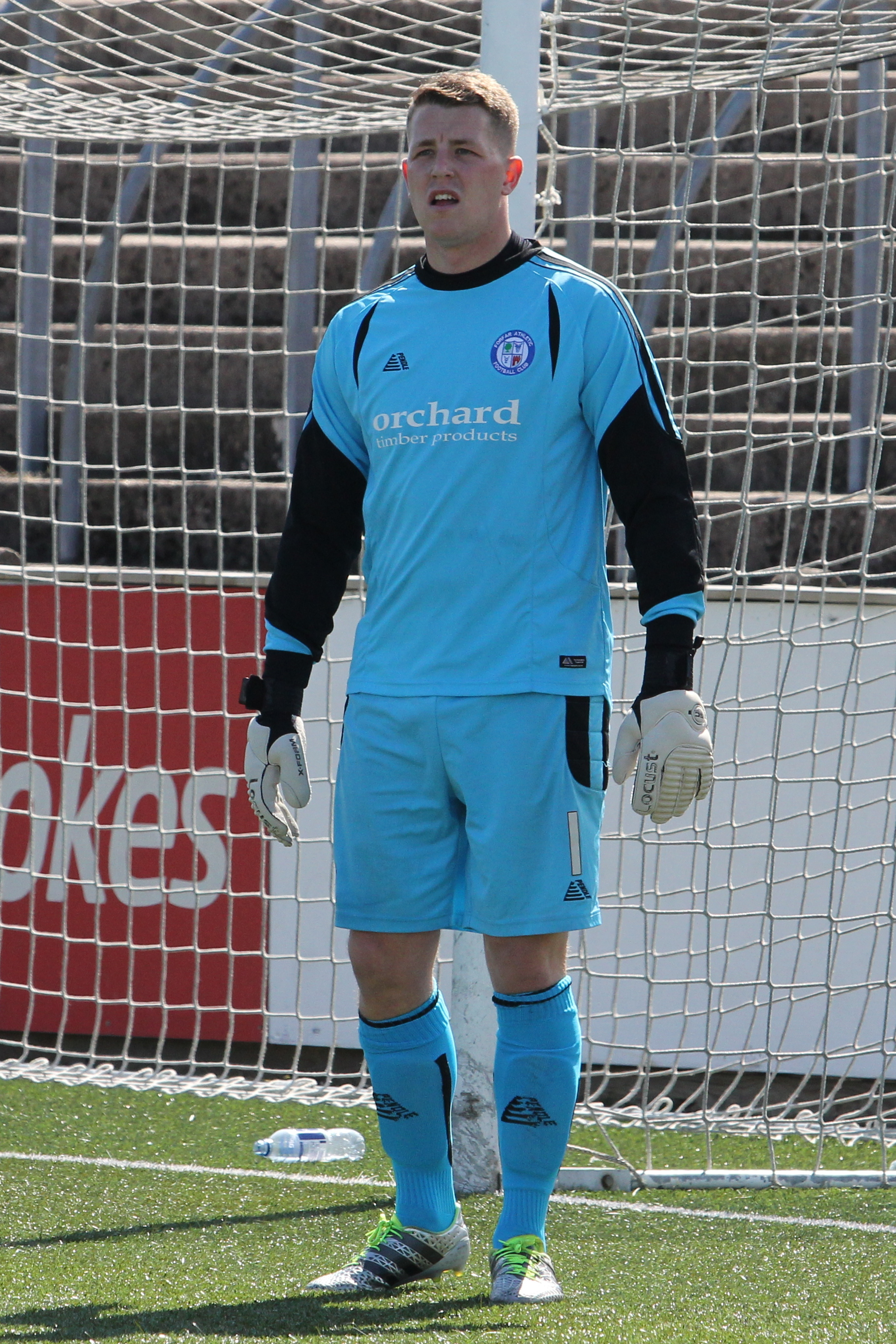 FAFC Goalkeeper Kit
