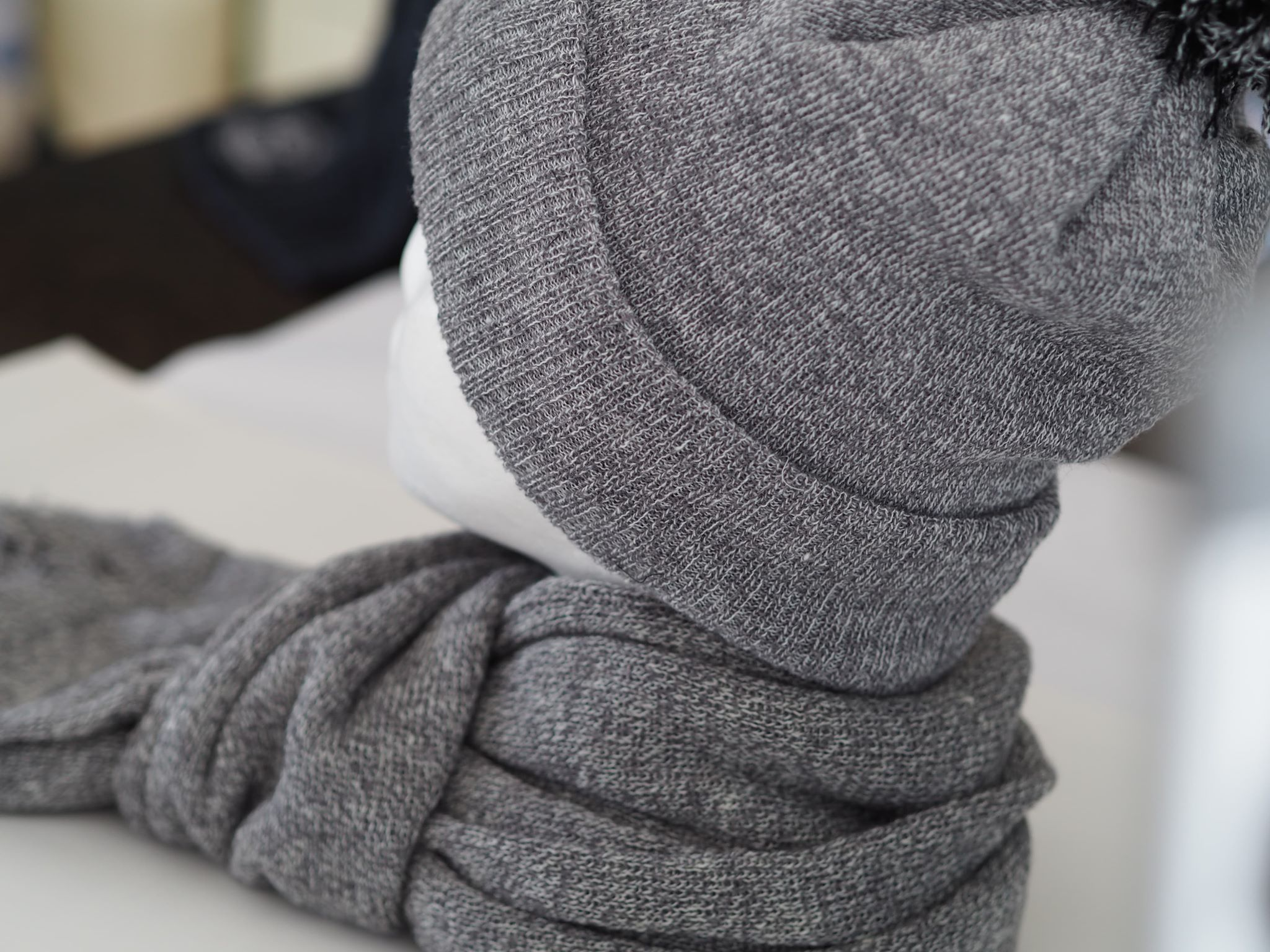 FAFC Classic Knitted Scarf